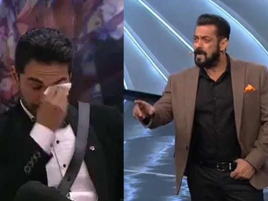 Abhinav is not happy as Salman Khan supports Rakhi Sawant