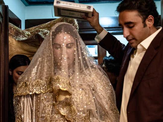 bakhtawar bhutto daughter of benazir bhutto married to dubai businessman