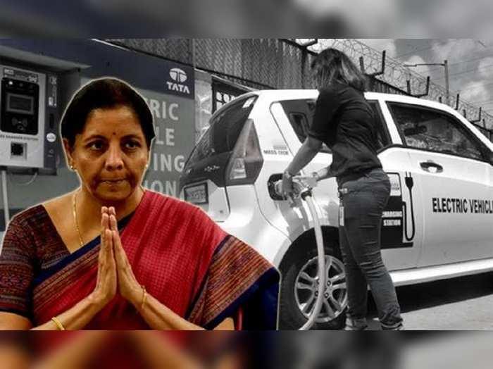 Budget 2021: Nirmala Sitaraman & PM Narendra Modi on Electric Car
