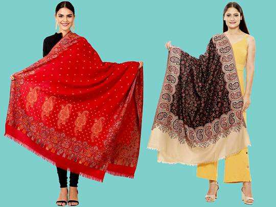 Woolen Shawl On Amazon : फैशन और हॉटनेस का सुपर कॉन्बो है यह Woolen Shawl, 50% से भी अधिक डिस्काउंट पर करें ऑर्डर