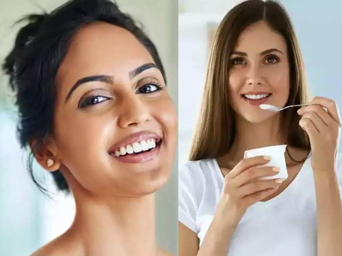 what to eat for healthy glowing skin in marathi