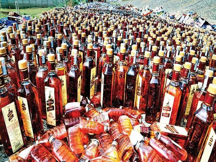 patna wine seized nbt