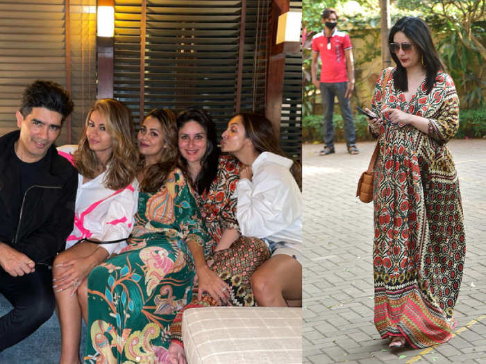 kareena kapoor kaftan dress by rajdeep ranawat is not too expensive like her other dresses