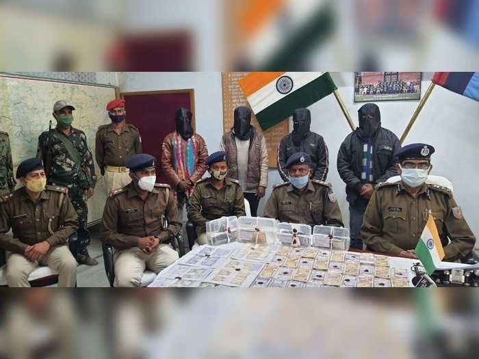 Simdega News: अंतरराज्यीय गिरोह का भंडाफोड़, जाली नोट छापकर झारखंड, ओडिशा और छत्तीसगढ़ में खपाते थे अपराधी