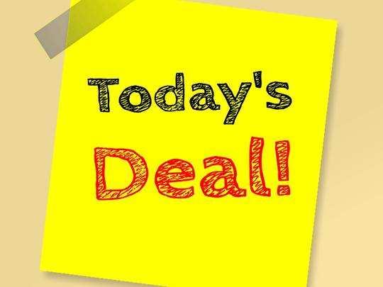 Deal Of The Day : इलेक्ट्रॉनिक डिवाइस पर मिल रही 55% तक की भारी छूट, जल्दी करें ऑर्डर