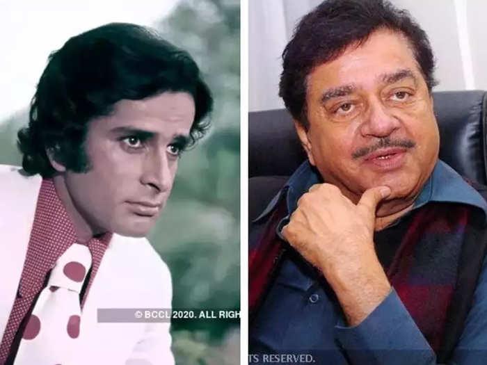 Shashi Kapoor And Shatrughan Sinha