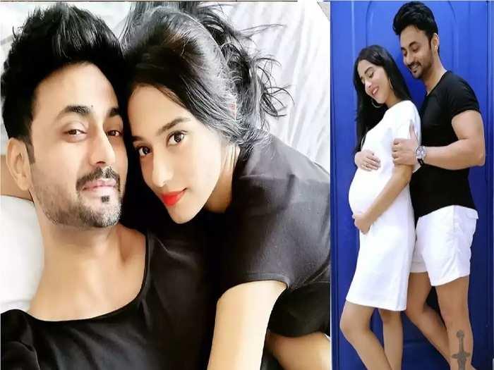 actress amrita rao husband recite bhagvad gita in her pregnancy