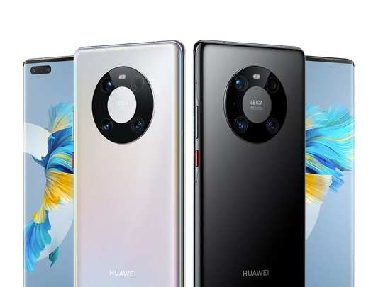 Huawei Mate 40 Pro Sale Record Specifications 1