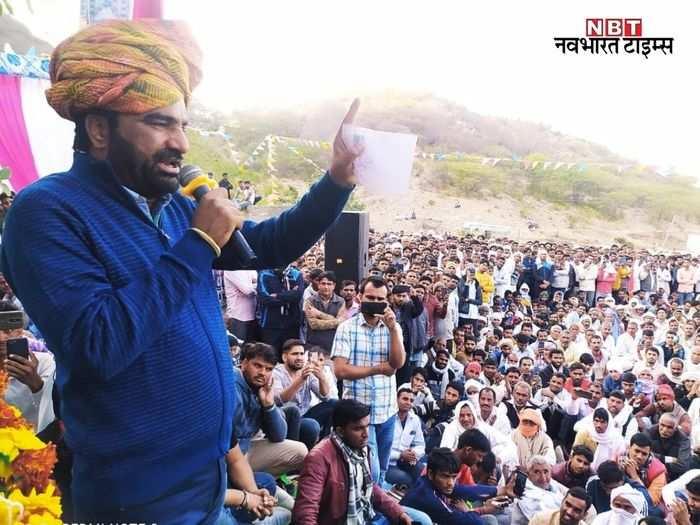 hanuman beniwal rajasthan live (1)