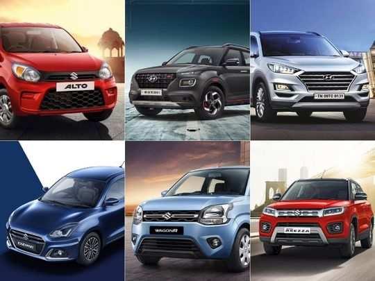 maruti suzuki alto to hyundai creta here are top 10 best selling cars of india in january 2021