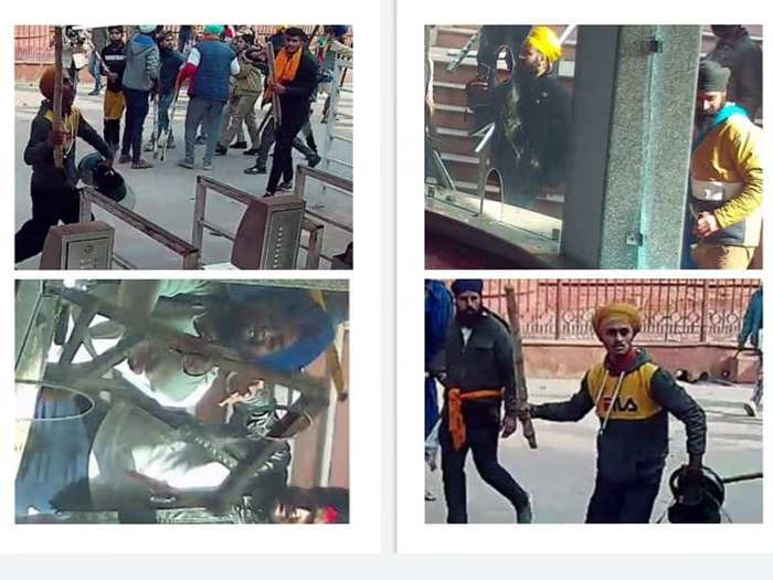 26 jan tractor march violence delhi police is on the lookout for these 12 people who were involved in the red fort