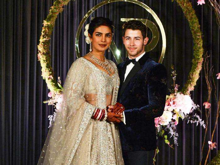priyanka chopra in marchesa dress and tiffany and co jewels at her bridal shower