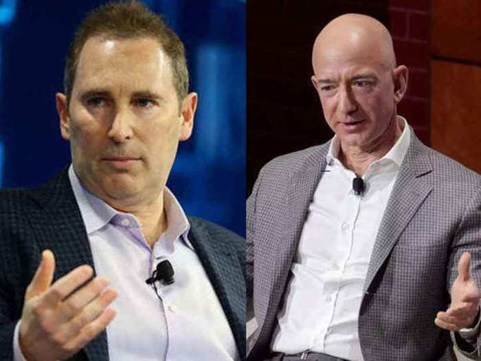 who is amazon new ceo: jeff bezos to step down as ceo of amazon in third quarter, know who is andy jassy who will be next ceo