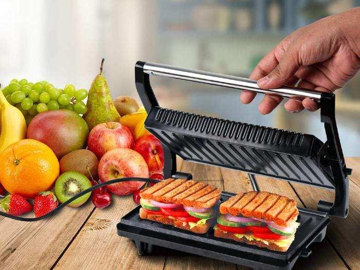 Sandwich Maker on Amazon : झटपट बनाएं स्वादिष्ट सैंडविच, 47% तक के भारी डिस्काउंट पर खरीदें ये Sandwich Maker