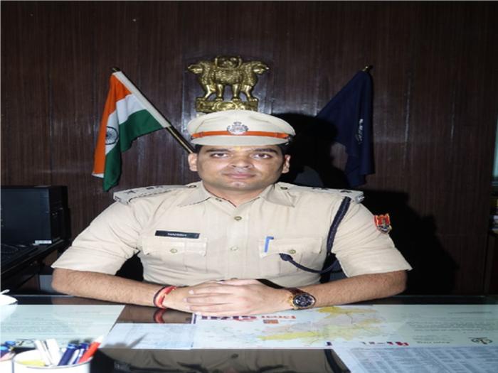 Dausa corruption case : करप्शन का कप्तान IPS मनीष अग्रवाल एसीबी कोर्ट में पेश, मिली 5 फरवरी तक पुलिस रिमांड पर