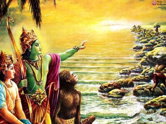 dhanushkodi the place where lord rama broke the ramsetu bridge