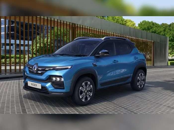 Renault Kiger 4