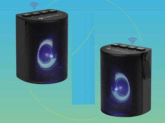 Speakers On Amazon : अब घर बनेगा डीजे फ्लोर, बजाएं यह शानदार Speakers