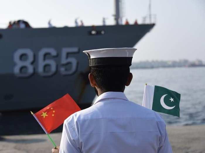 China Pakistan Navy 01