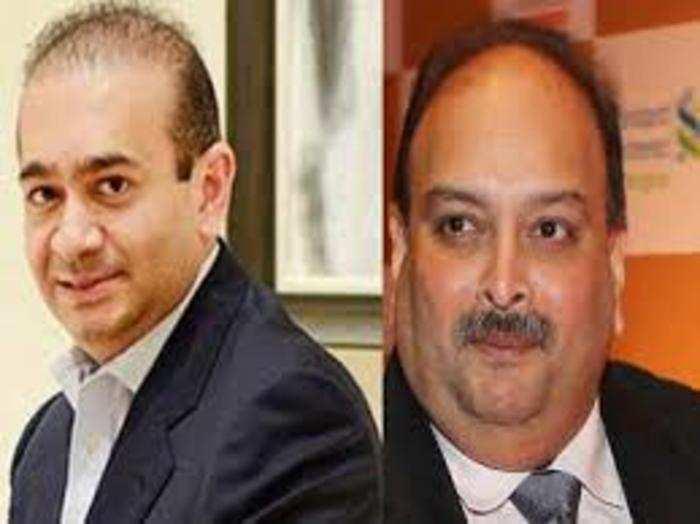 पीएनबी घोटाले के मुख्य आरोपी नीरव मोदी और मेहुल चोकसी
