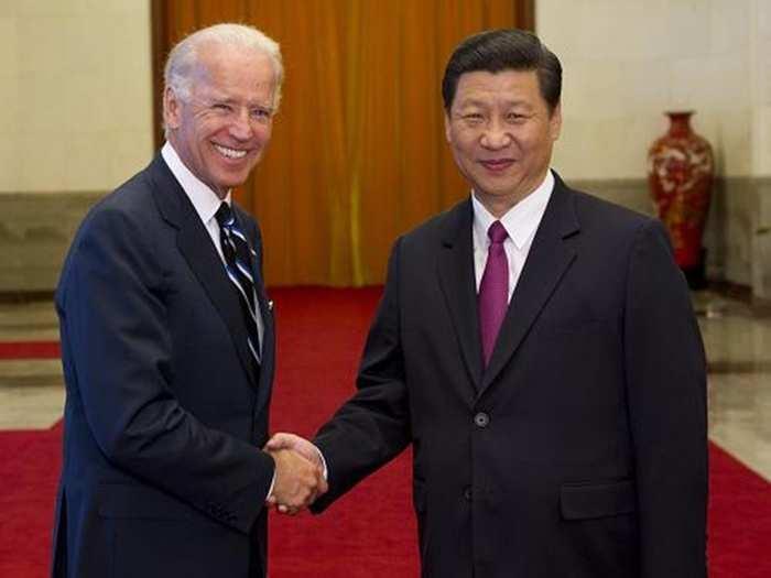 jinping Biden