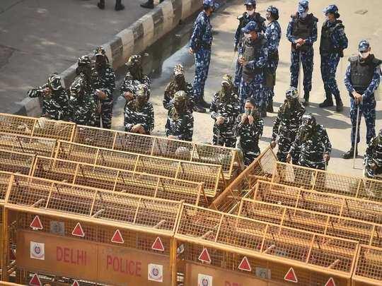 chakka jam in delhi ncr: check traffic diversion in case road blockade happens in kisan andolan