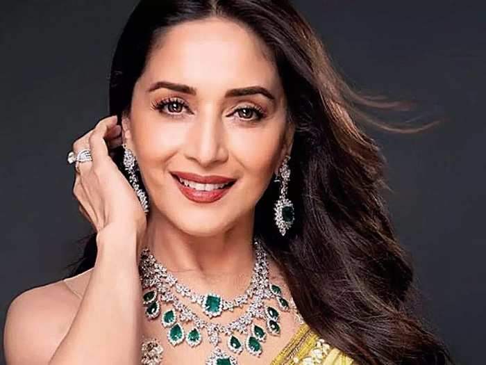 bollywood actress madhuri dixit shared homemade face pack recipes with fans in marathi