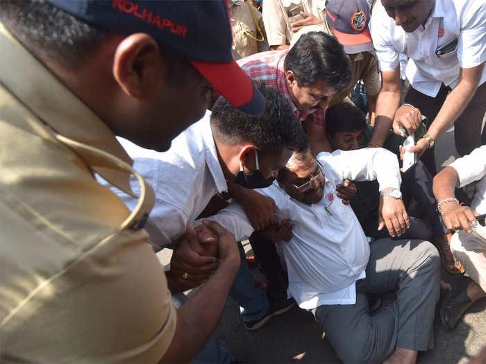 know what are the impact of kisan chakka jam in haryana punjab uttar pradesh maharashtra and kashmir