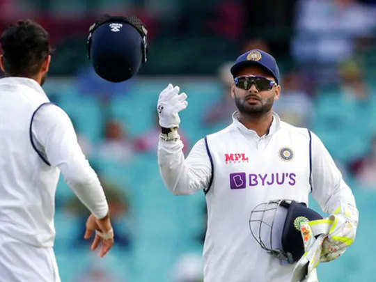 watch twitter reactions rishabh pant funny commentary behind the stumps wins the internet