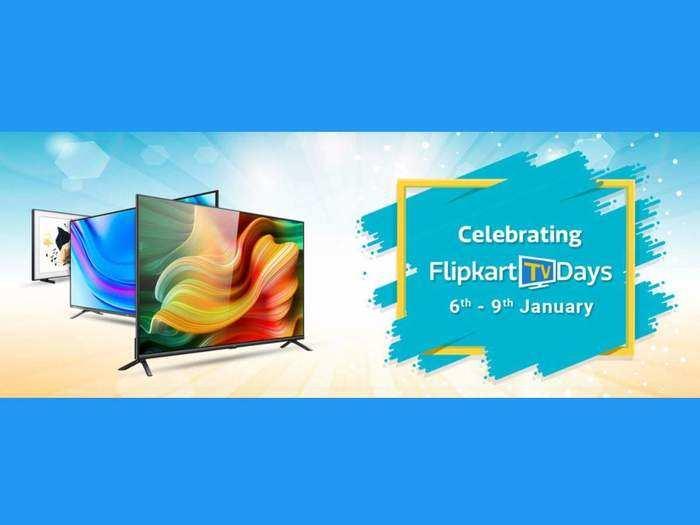 Flipkart TV Days Sale में Rs 15000 से कम में स्मार्ट टीवी खरीदने का मौका,एक्सचेंज ऑफर भी उपलब्ध