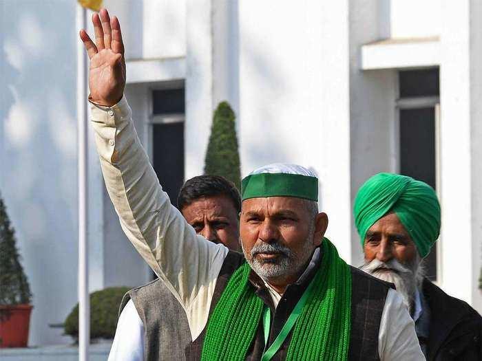 kisan andolan rakesh tikait latest news: bhartiya kisan union leader speaks on farmers protest