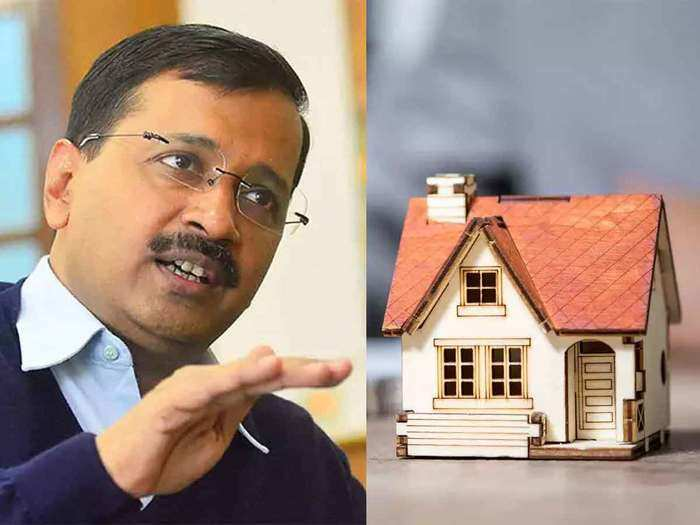 delhi property circle rate: buy cheap property in capital of india as kejriwal govt reduced circle rate by 20 percent