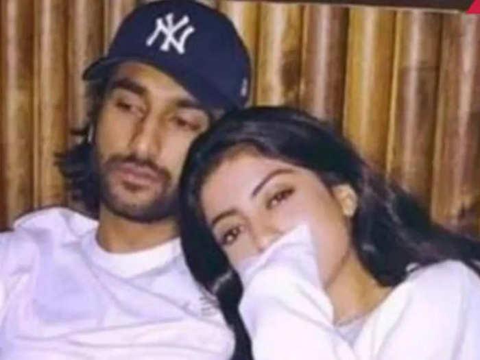 Meezaan Jaffery rumoured relationship with Navya Naveli