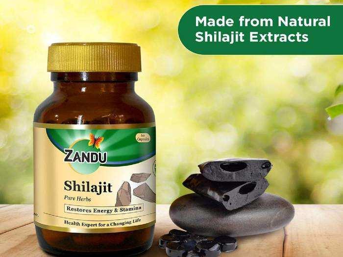 Shilajit On Amazon : शरीर के साथ दिमाग भी करें मजबूत, भारी डिस्काउंट के साथ खरीदें Shilajit
