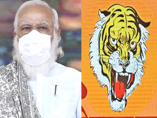Narendra Modi-Shiv Sena