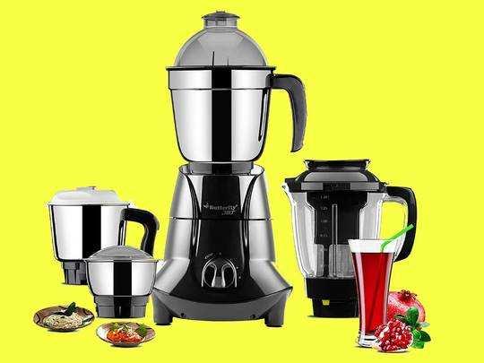 Mixer Grinder On Amazon : आपकी रसोईं में सहायक होगा यह Mixer Grinder, 60% तक मिल रही छूट