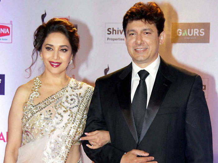 which qualities does madhuri dixit love most about her husband shriram nene in marathi