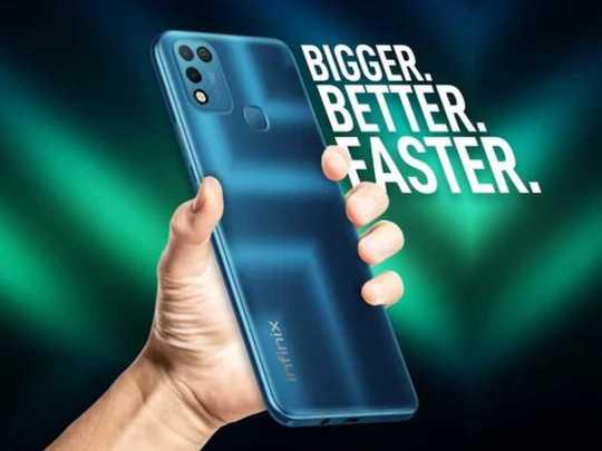 infinix smart 5 smartphone
