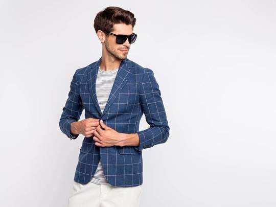Blazer On Amazon : वैलेंटाइन डे पर पहनें यह Mens Blazer, मिलेगा हैंडसम हंक वाला लुक