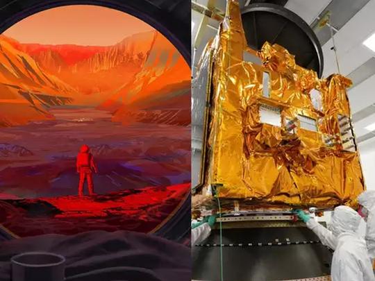 Khaskhabar/संयुक्त अरब अमीरात (UAE) का एक अंतरिक्ष यान होप (HOPE) मंगल ग्रह (Mars) के काफी नजदीक पहुंच गया है और उम्मीद है कि आज ये मंगल की कक्षा में प्रवेश कर जाएगा। ये अंतरिक्ष यान उन तीन रोबोट खोजकर्ताओं में से एक है, जो अगले डेढ़ हफ्तों में लाल ग्रह पर पहुंचने वाले हैं। इसके अलावा एक-एक चीन