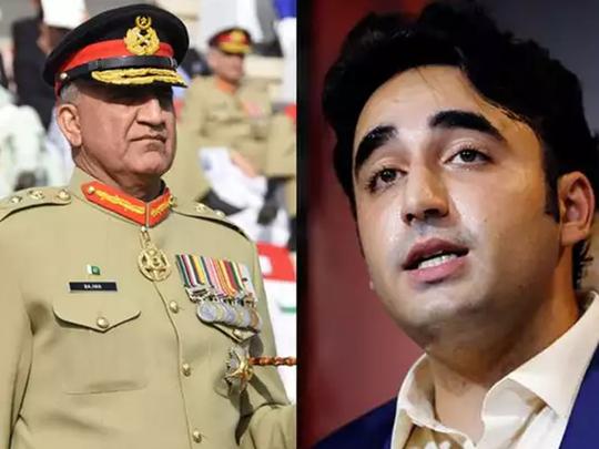 pak army Bilawal Bhutto
