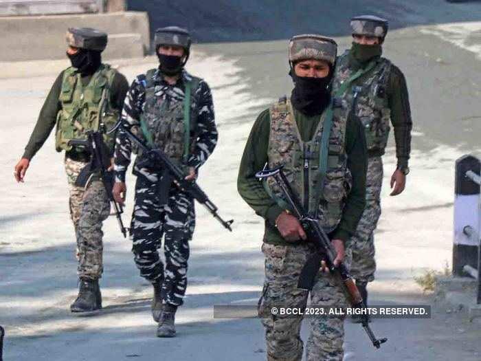 Kashmir forces