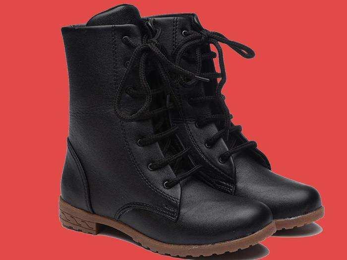 Women Boot On Amazon : लेदर के स्टाइलिश Boots,आरामदेह Boot मात्र 799 रुपए में खरीदें Amazon से