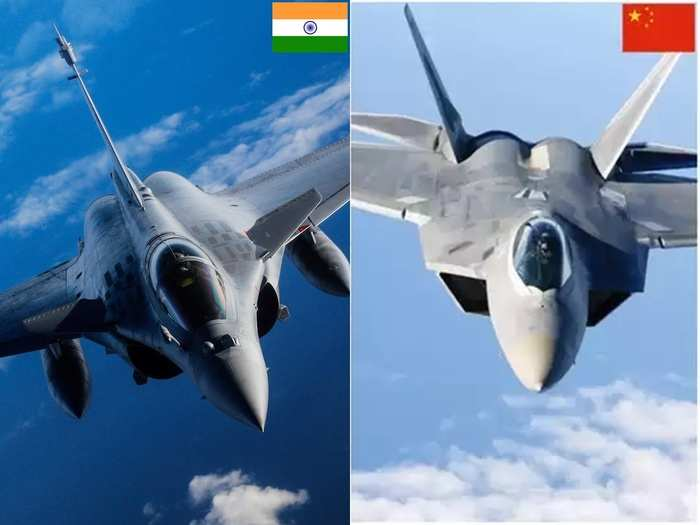 china upgrading chengdu j-20 fighter aircraft to war against indian rafale fighter jet in ladakh
