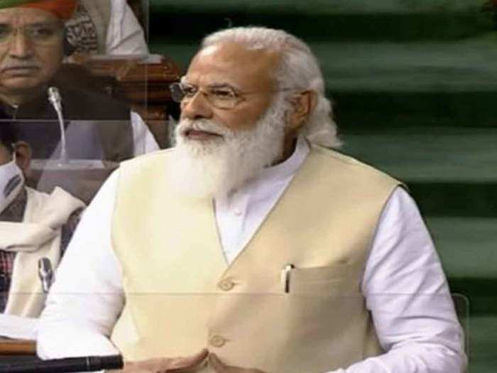 narendra modi on economy