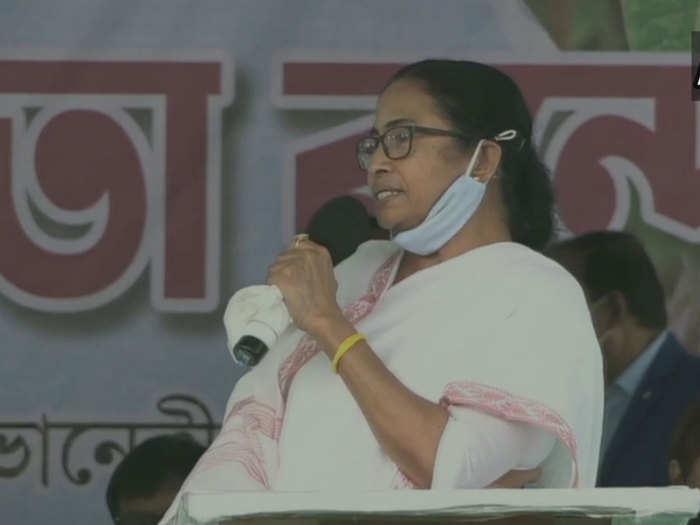 West Bengal Assembly Elections: ममता बनर्जी ने भरी हुंकार- जब तक जिंदा हूं, बंगाल में BJP को आने नहीं दूंगी