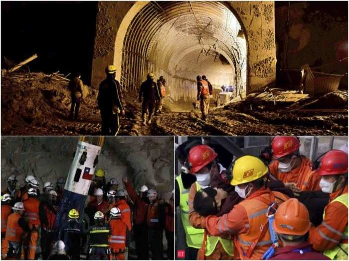 uttarakhand flash floods in chamoli tunnel, hope for a repeat of 2010 chilean mining accident
