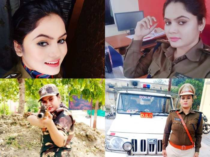 woman dsp neha pachsia post : ig avinash sharma is our culprit and quote fight to leave job