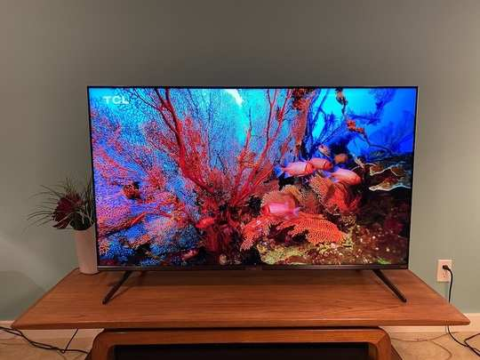 TCL P Series 4K HDR TV india Launch Soon 1