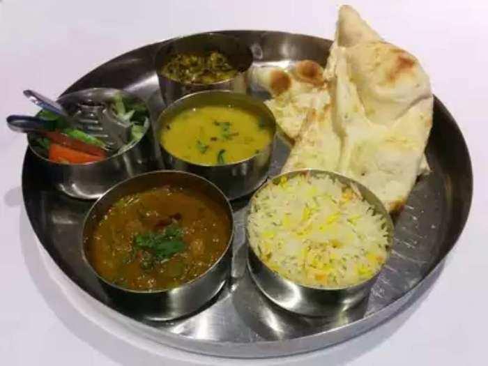 Thali-Food